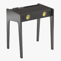 pc coffee table la max