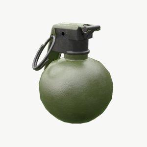 3ds frag grenade