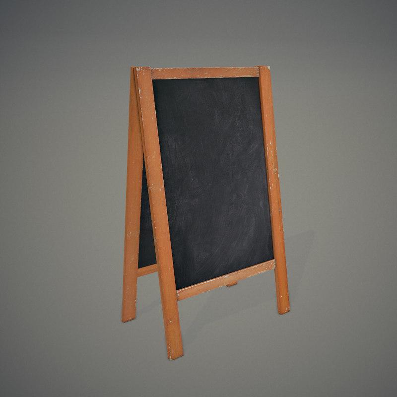 menu board 3ds