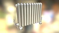 3d model radiator