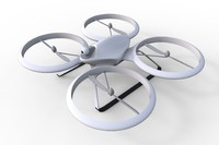 3ds quadcopter drone