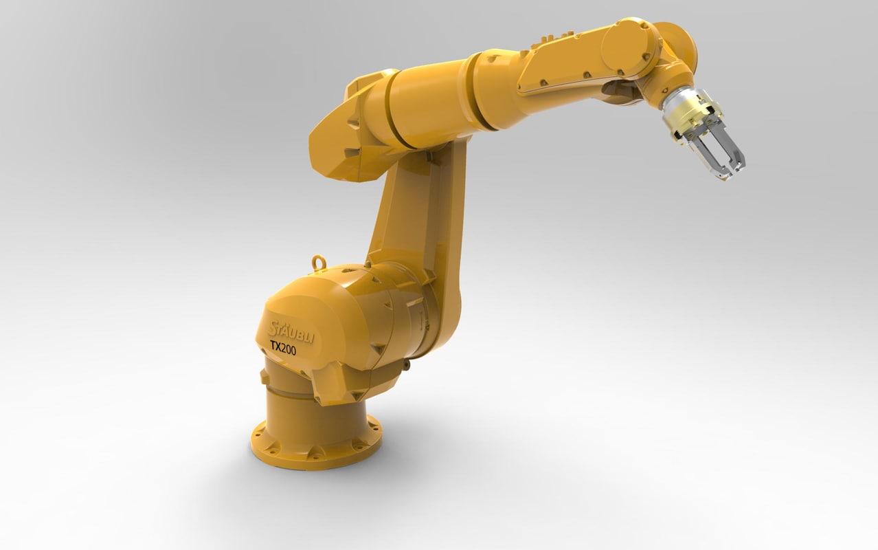 Industrial Robot Arm 2