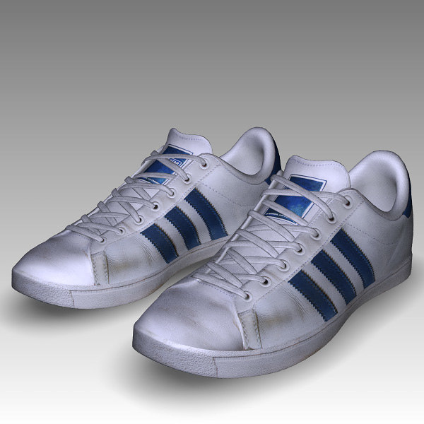 sport boots 3d model