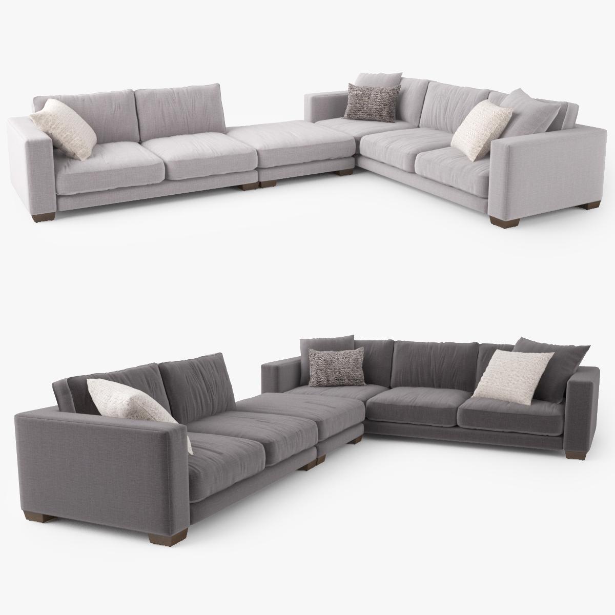 Jardan Enzo Corner Sofa Modular