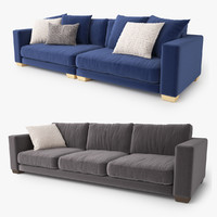 jardan enzo sofa 3d model