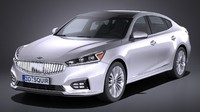 Kia Cadenza regular 2017