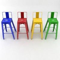 max metal stool