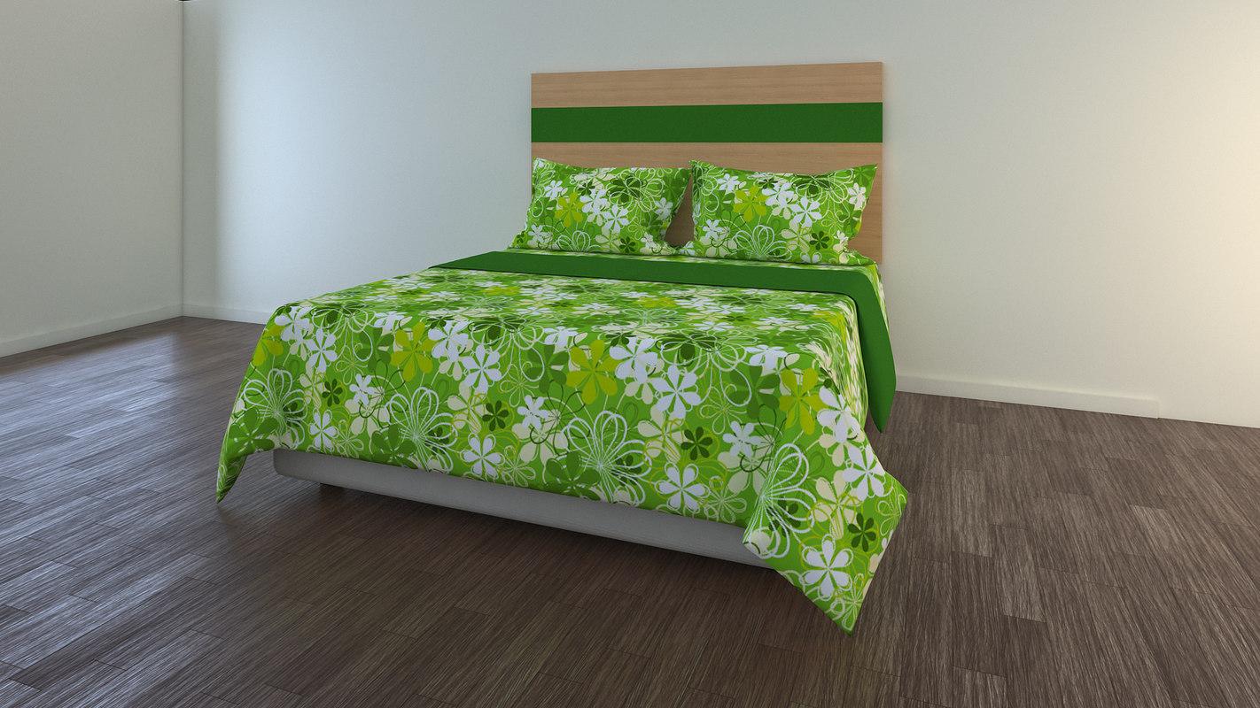 bed headboard max
