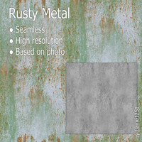 Rusty Metal (2 in 1)