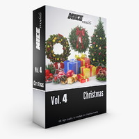 NICEMODELS Vol. 4 - Christmas Mega Pack