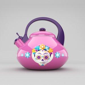 3ds kettle
