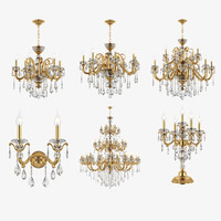 max crystal chandelier lusso osgona