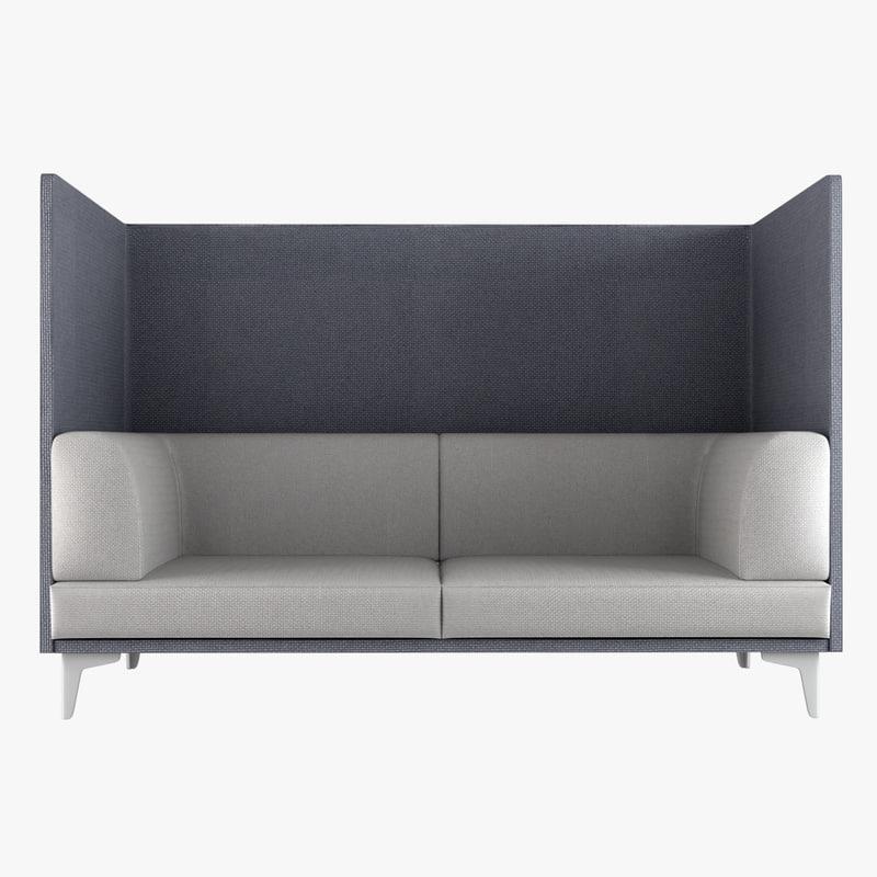 ej400b sofa lounge 3d max