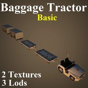3d clark basic model