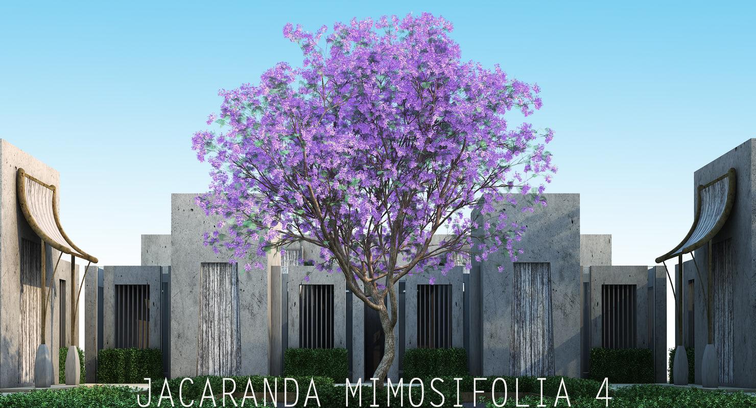 flower 4 tree max