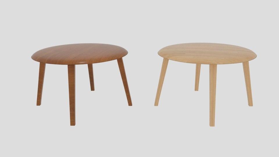 3ds gubi table lounge