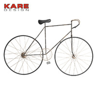 wall racing bike kare 3d model