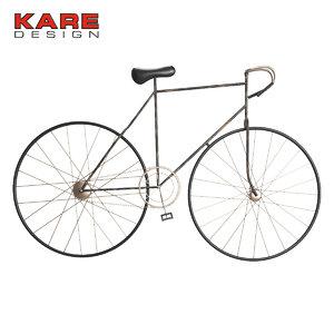 wall racing bike kare 3d model