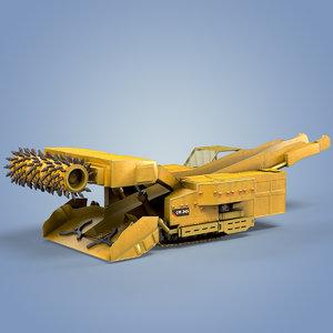 continuous miner cm 345 max