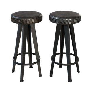 moroso bar stools 3d 3ds