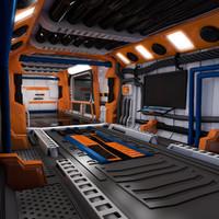 Sci-Fi Garage