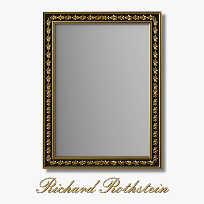 richard rothstein black gold 3d model