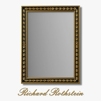 richard rothstein black gold 3d model