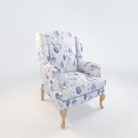 3d ada armchair