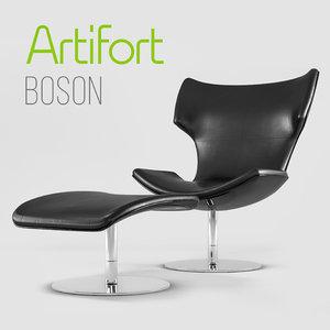 boson armchair max