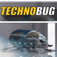 3d technobug