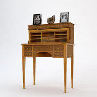 3d provasi writing desk model