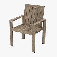 Patio Chair 04