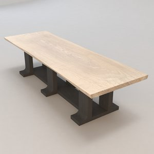 max colonie dining table christian