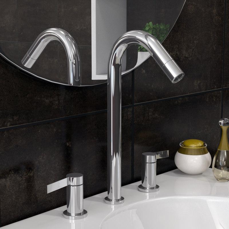 3ds tap faucet