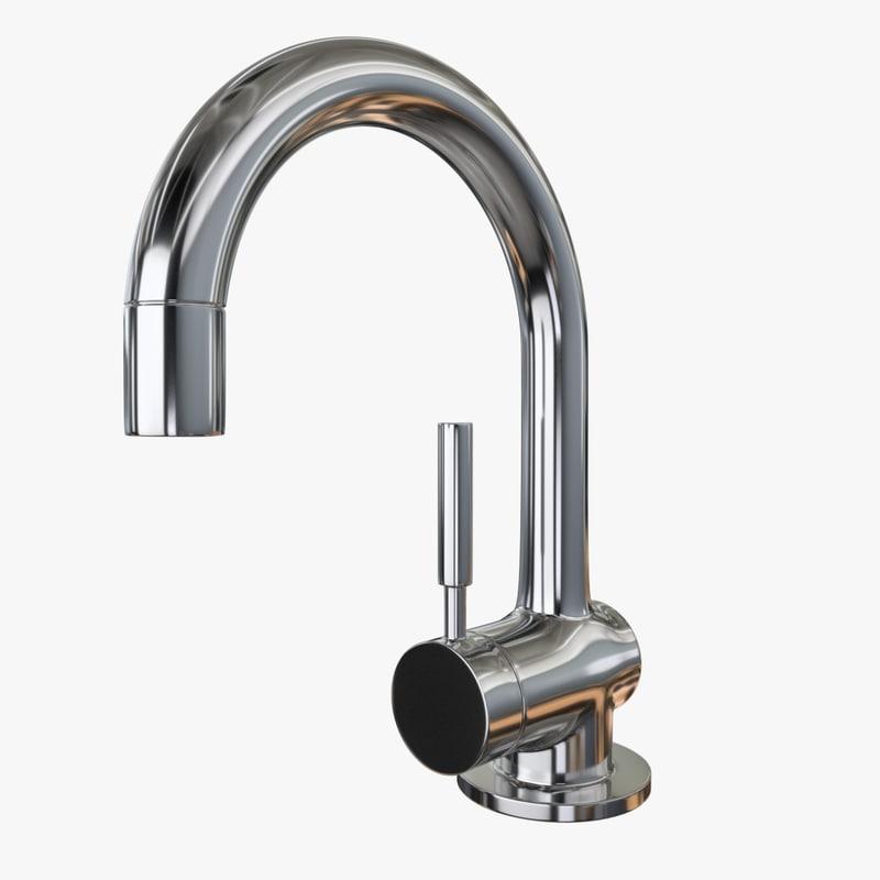 water tap obj