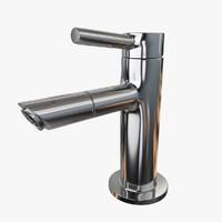 water tap 2 3d fbx
