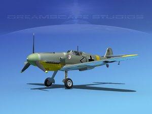 max messerschmitt bf-109