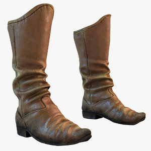max medieval boots