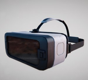 3ds gear vr headset