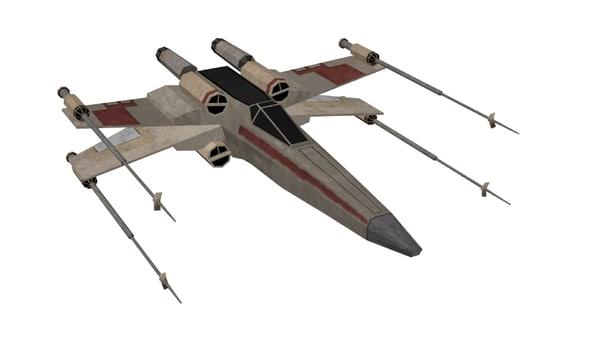 max x-wing
