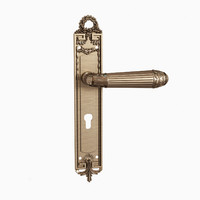 3d model door handle versailles