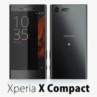 max sony xperia x compact