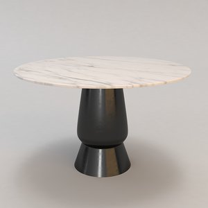 phocee table christian liaigre 3d model