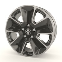 renault duster stock wheel max