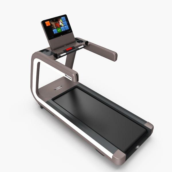 gym run cardio artis 3d max