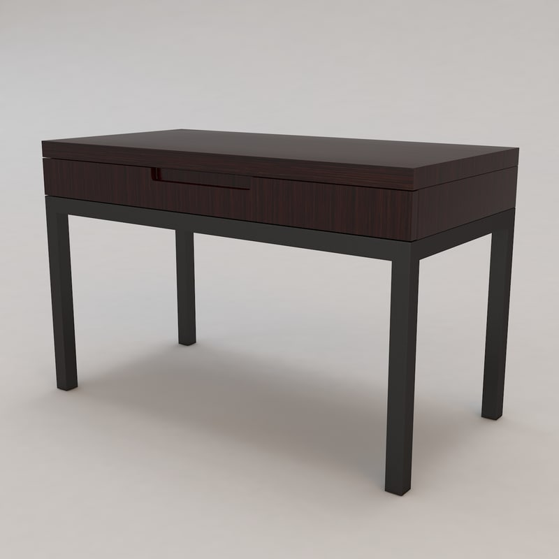 renard table christian liaigre 3d max