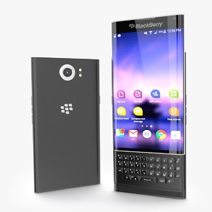 max blackberry priv