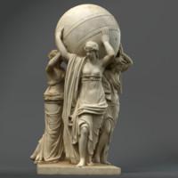 Statue of Caryatids