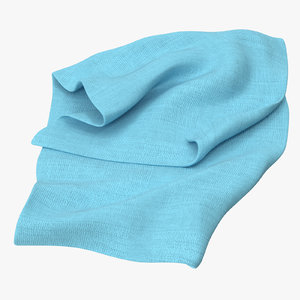 3d model of baby blanket 01 03