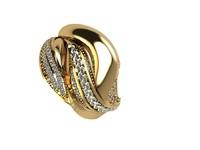 3d 3dm fancy ring
